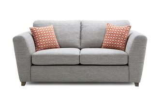 Formal Back Large 2 Seater Sofa Bed