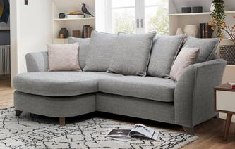 Wetherby Pillow Back 4 Seater Lounger Sofa Wetherby