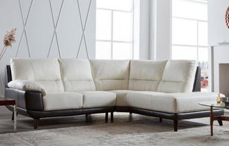 Whitley Option A Left Hand Facing Arm 2 Piece Corner Sofa Essential