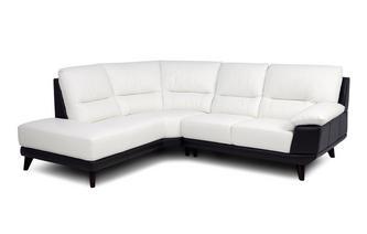 Whitley: Option E Right Hand Facing Arm 2 Piece Corner Sofa