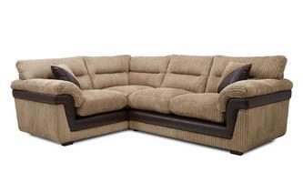 Right Hand Facing Arm 2 Piece Corner Sofa