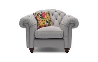 Cotton Armchair Windsor Cotton