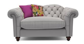 Windsor Cotton Cuddler Sofa