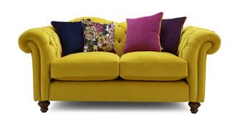Windsor Velvet 2 Seater Sofa