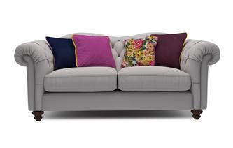 Cotton 3 Seater Sofa