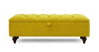 Windsor Bed Storage Ottoman