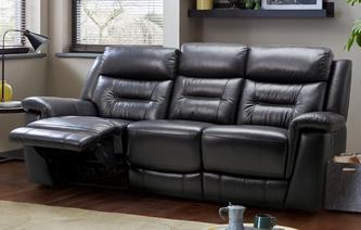 Winston 3 Seater Manual Recliner Premium
