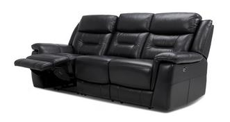 Winston 3 Seater Power Plus Recliner