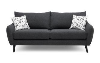 3 Seater Sofa Yoko Plain