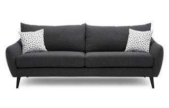 4 Seater Sofa Yoko Plain