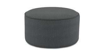 Yoko Large Round Footstool