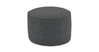 Yoko Medium Round Footstool