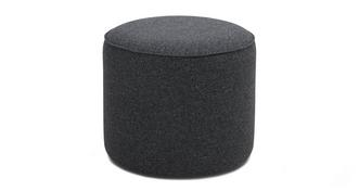 Yoko Small Round Footstool