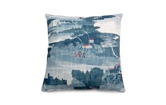 Large Scatter Cushion (Athletes)
