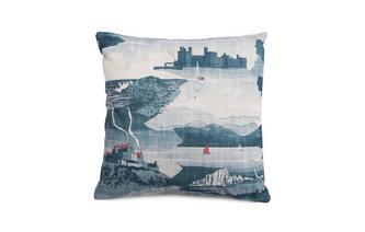 Large Scatter Cushion (Landmarks)