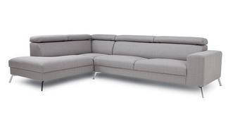 Yvonne RHF 2 Piece Corner Sofa