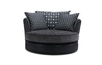 Large Swivel Chair Zander