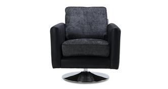 Zander Plain Swivel Chair