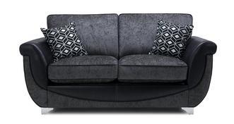 Zander Large 2 Seater Formal Back Sofa