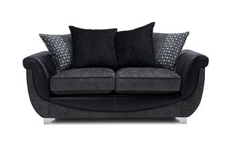 Large 2 Seater Pillow Back Sofa Zander
