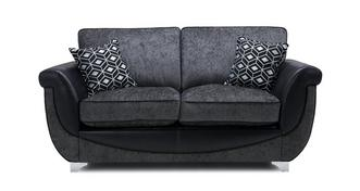 Zander Large 2 Seater Formal  Back Supreme Sofa Bed