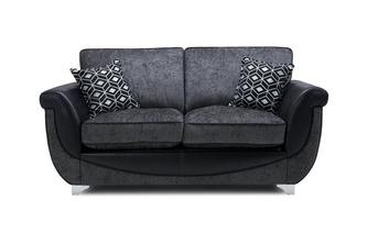 Large 2 Seater Formal  Back Supreme Sofa Bed Zander