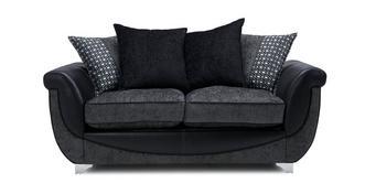 Zander Large 2 Seater Pillow Back Supreme Sofa Bed