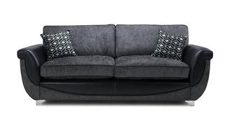 Zander 4 Seater Formal Back Sofa