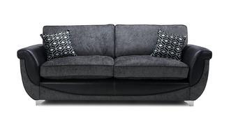 Zander 4 Seater Formal Back Sofa
