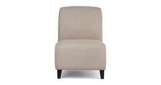 Zania Velvet Zania Accent Chair