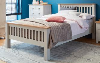 Zennor Double Bedframe Zennor