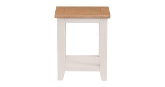 Zennor Dining Lamp Table