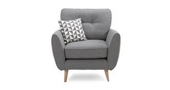 Zinc Armchair