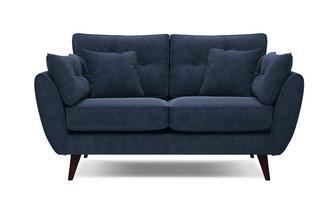Velvet 2 Seater Sofa Luxe Velvet