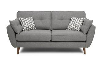 3 Seater Sofa Zinc