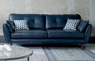 All Leather Sofas | DFS Spain