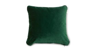 Zinc Velvet Scatter Cushion