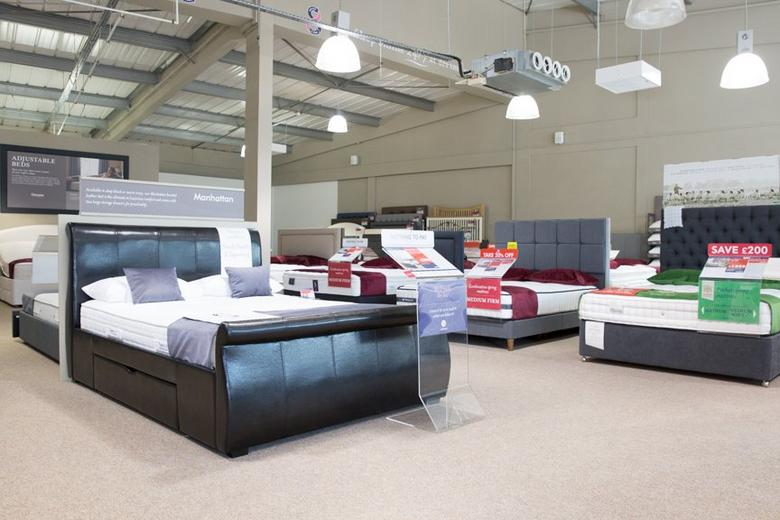 Awesome Bed Store Remodelling