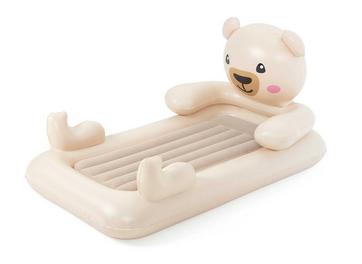 Bestway Kids Air Bed Teddy Bear
