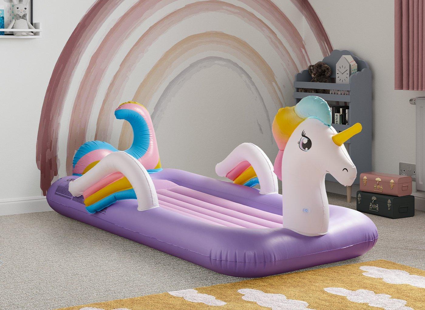 bestway-kids-air-bed-unicorn
