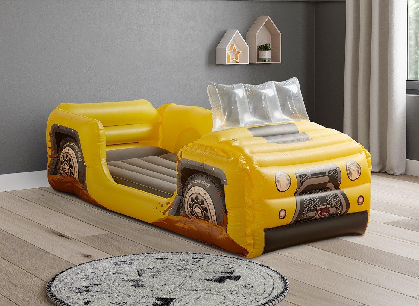 Bestway kids air bed off roader
