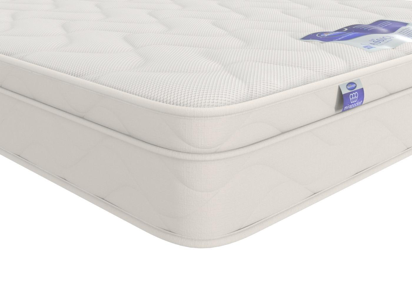 Silentnight Westland Miracoil Mattress - Medium Firm 6'0 Super king