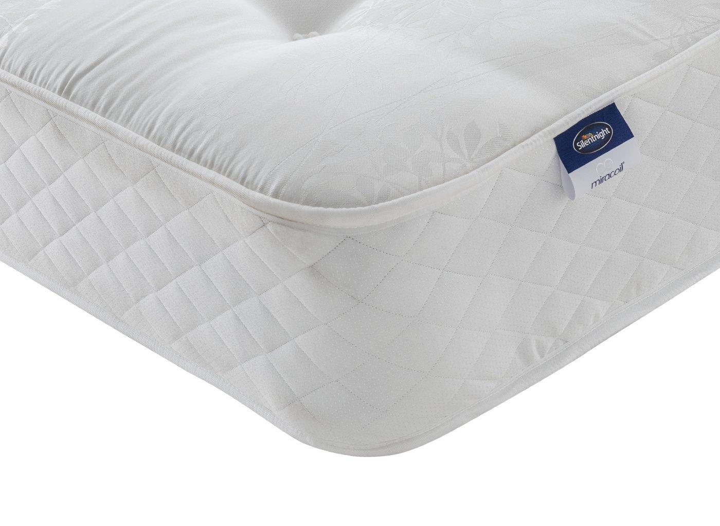 Silentnight Epping D Mattress 4'6 Double