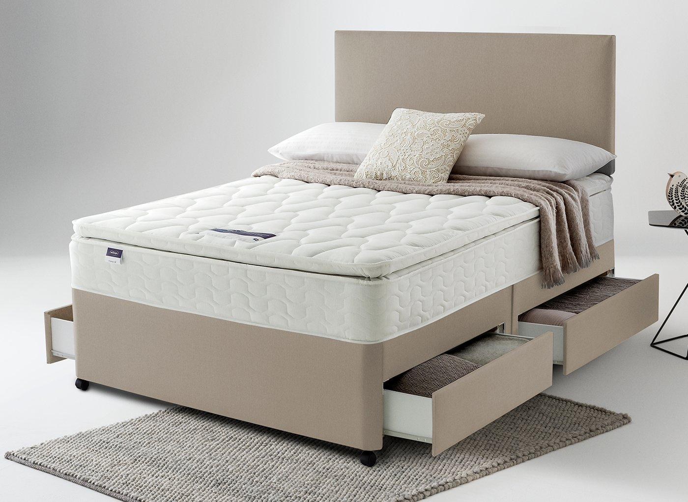 Silentnight Chesham 4'0 Mattress 4'0 Small double