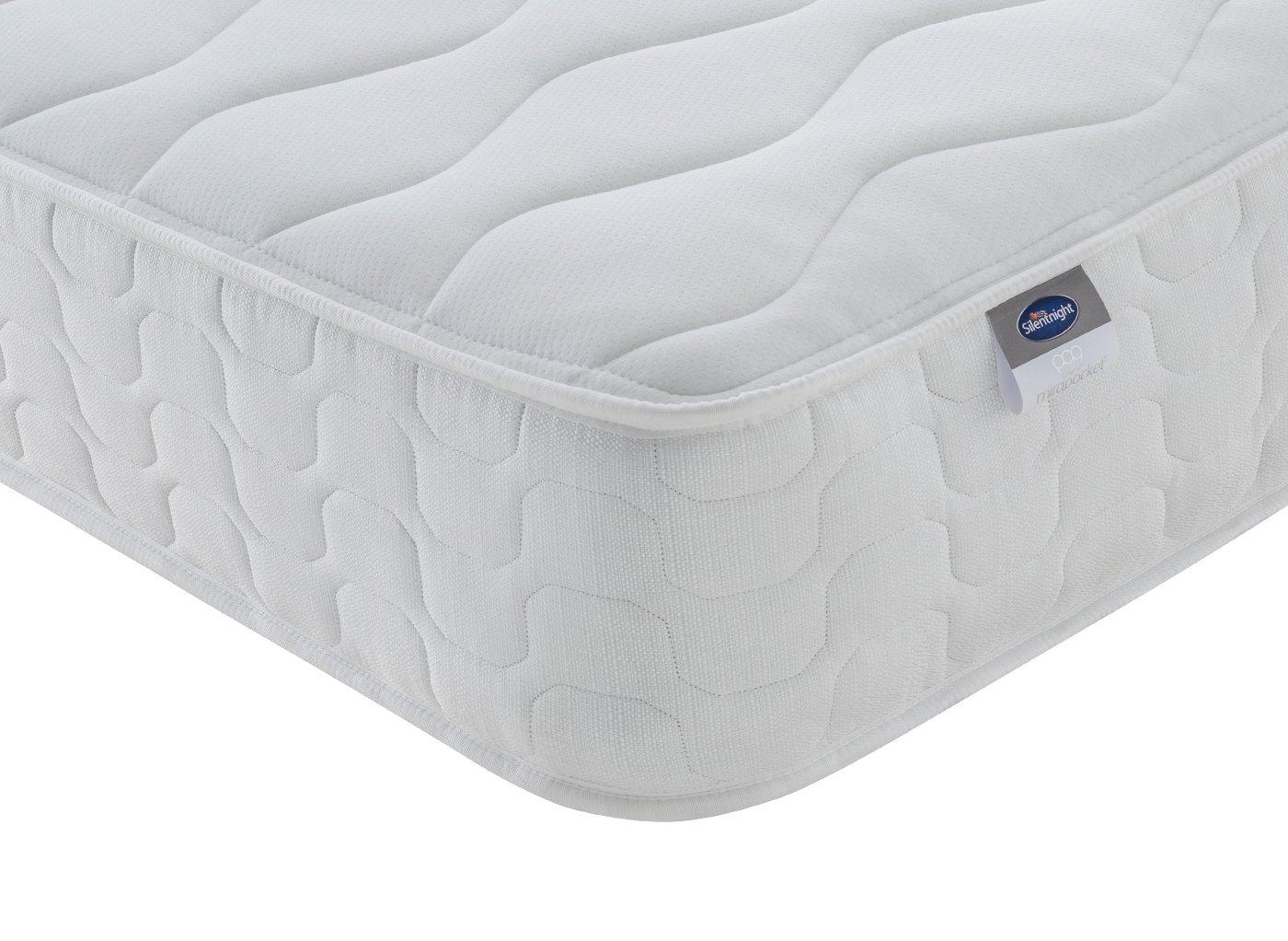Silentnight Ferndale D Mattress 4'6 Double