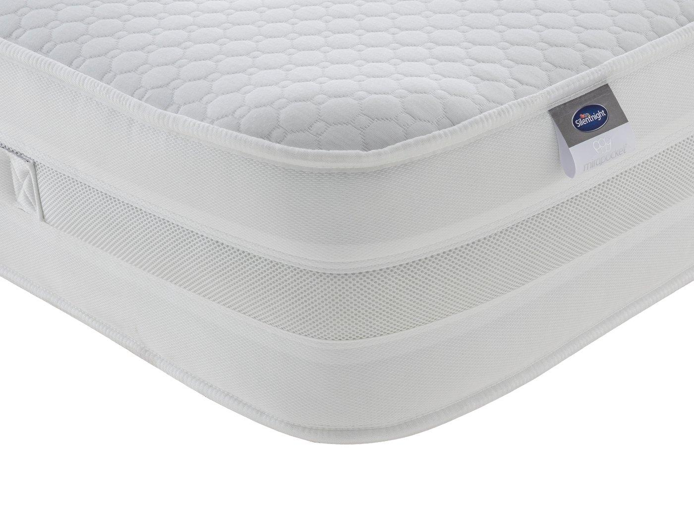 Silentnight Melrose Mirapocket Mattress (£349)