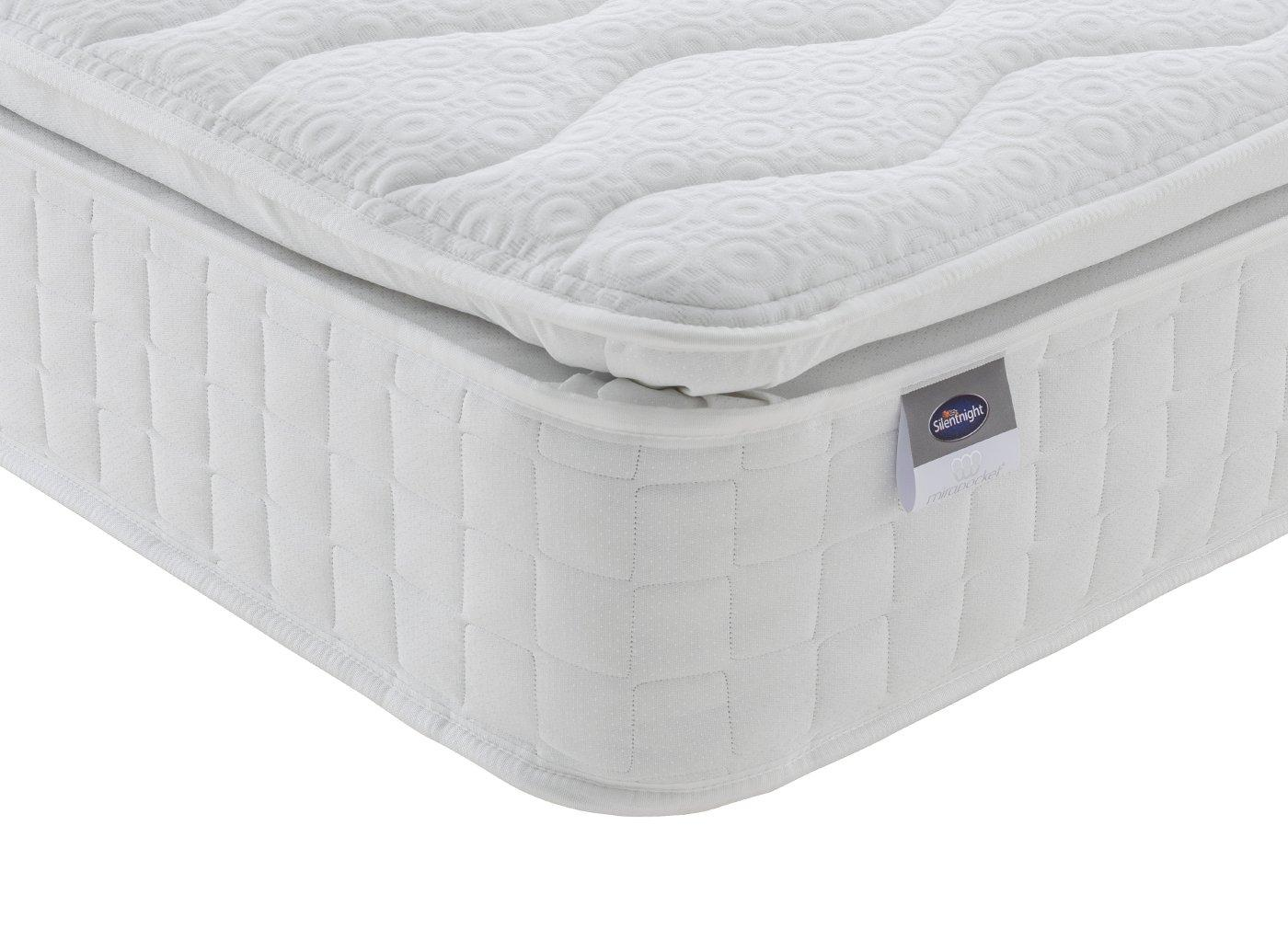 Silentnight Newbury 4'0 Mattress 4'0 Small double