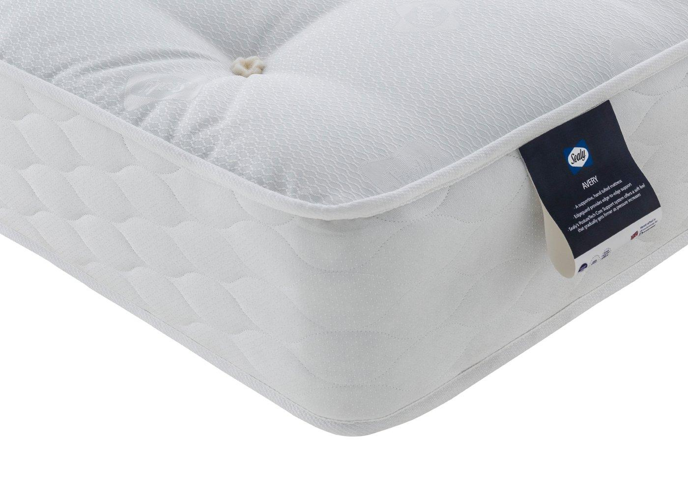 Sealy Avery D Mattress 4'6 Double