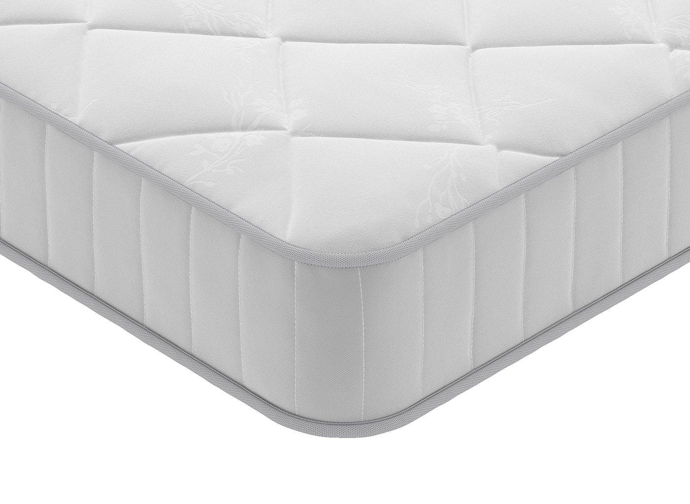 Brooke Traditional Spring Mattress - Medium 4'6 Double