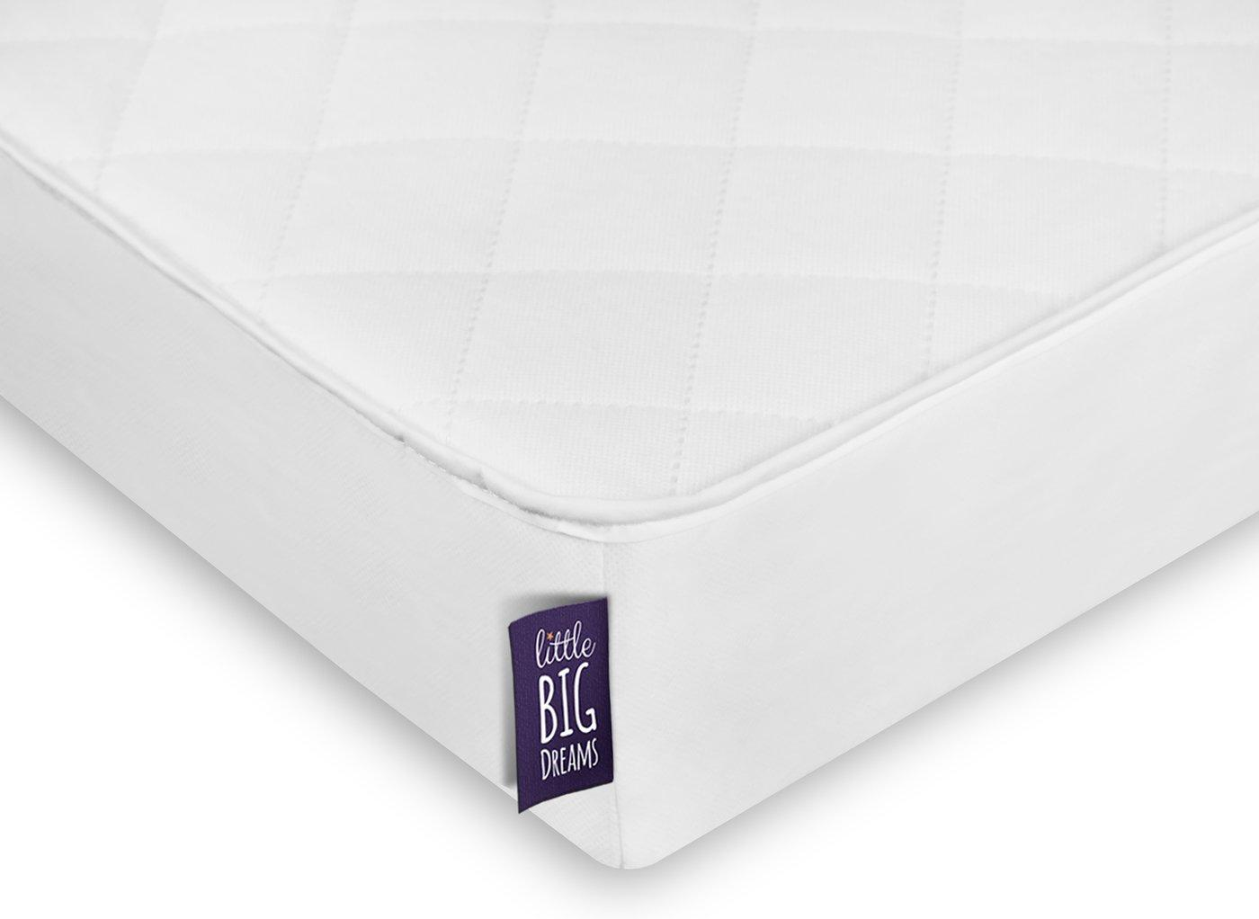 Moon Light 60 x 120cm Memory Foam Cot Mattress (£59)